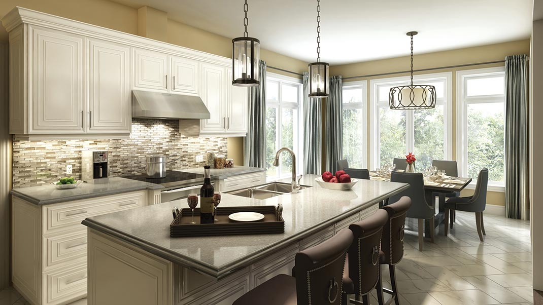 The Strathearn - 50' Lot  |  4,742 Square Feet  |  Kitchen